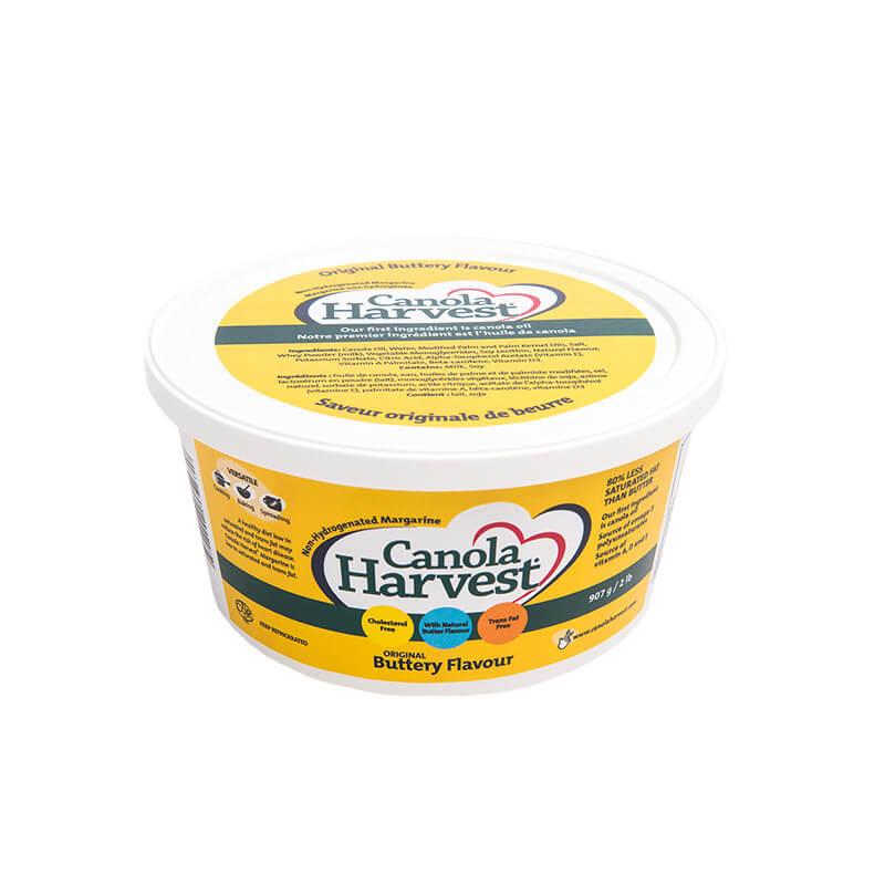 canola harvest margarine